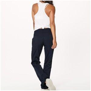 Lululemon   Dance Studio Pants III Unlined Blue 8
